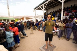 De Doorns IDP Camp